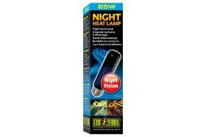 Exo Terra Night Heat Lamp maanlichtlamp 25 W