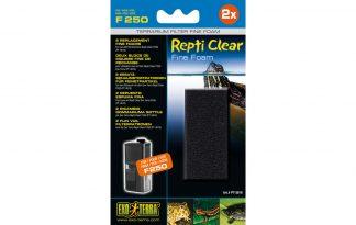 Exo Terra Repti Clear F250 filterschuim fijn