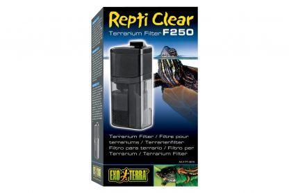 Exo Terra Repti Clear F250 terrariumfilter