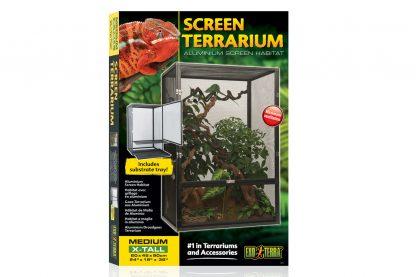 Exo Terra Screen Terrarium medium extra hoog