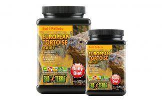 Exo Terra Soft Pellets volwassen Europese schildpad