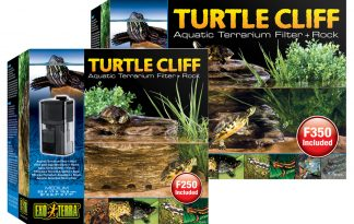 Exo Terra Turtle Cliff waterval filter