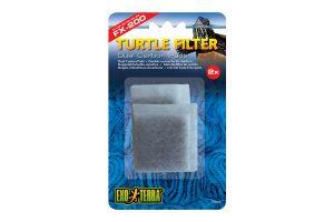 Exo Terra Turtle Filter FX-200 koolstof pads