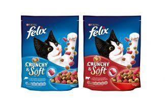 Felix Crunchy & Soft