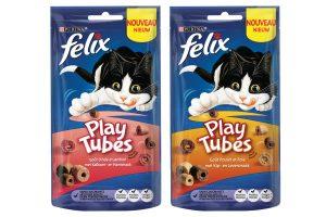 Felix Play Tubes