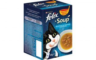 Felix soup Visselectie