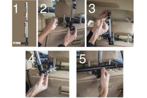 Ferplast auto veiligheidsrek