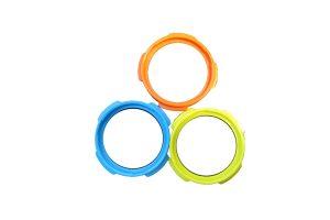 Ferplast koppelringen + antiknabbel ringen