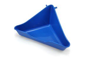 Ferplast L370 fretten toiletbak blauw