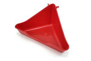 Ferplast L370 fretten toiletbak rood