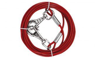 Ferplast looplijn staalkabel