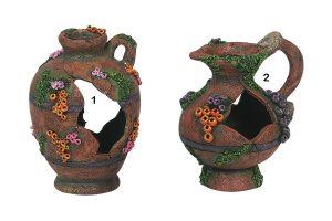 Flamingo decoratie Amphora L
