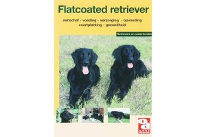 Flatcoated retriever boek