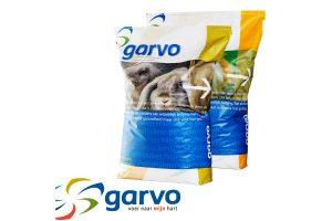 Garvo knaagdiervoeding
