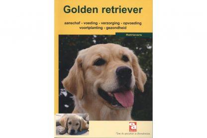 Golden retriever boek
