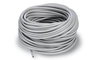 Flexibele, grijze slang 5x8 mm voor drinksysteem