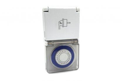 Grundig mechanische timer IP44
