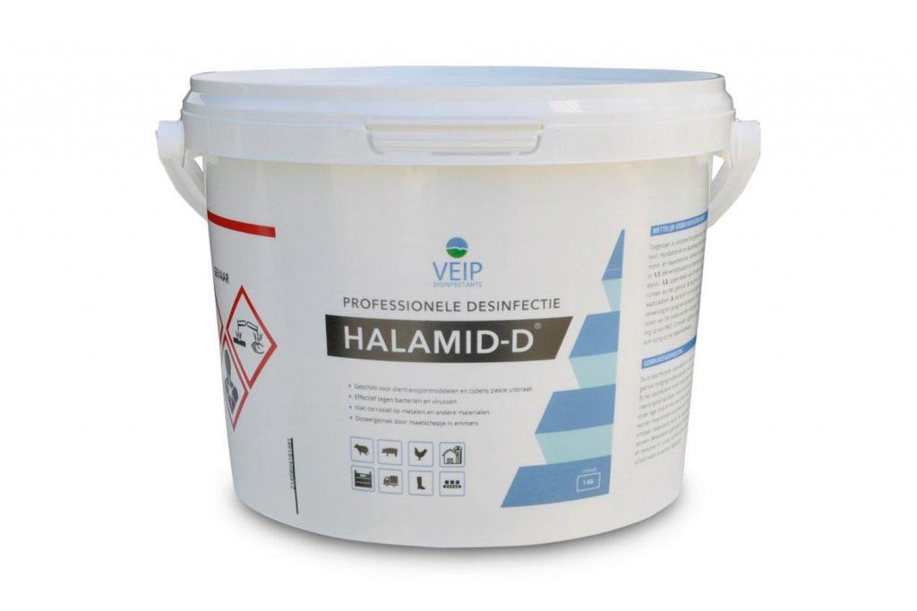 Halamid-D ontsmetting