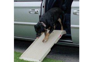 Halfstep korte hondenloopplank