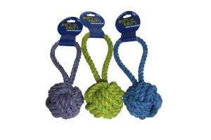 Happy Pet Nuts for Knots halter kleuren