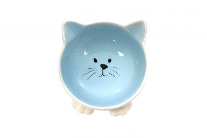Happy Pet Orb kattenschaaltje blauw