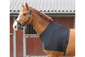 Harry's Horse borstbeschermer lycra zwart