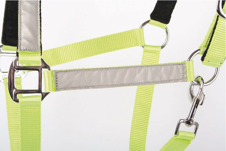 Harry's Horse halster Reflective