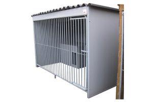 Hondenkennel hoog model PVC 300 cm