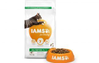 Iams for Vitality Adult met zalm