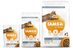 Iams for Vitality Adult Indoor met verse kip