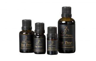 Jean Peau Tea Tree Olie tegen ziektes, infecties en beschadigingen van uw hond.
