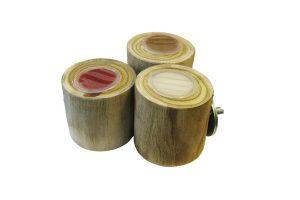 Jelly Cups fruitkuipjes houder met vulling