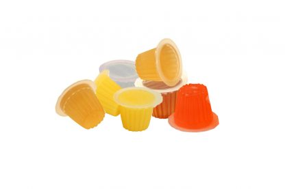 Jelly Cups Fruitkuipjes huismerk Mix