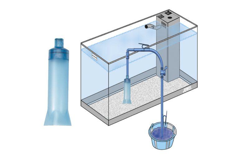 Juwel Aqua Clean aquariumstofzuiger