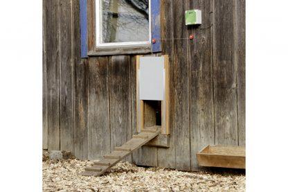 Kerbl automatische kippendeur