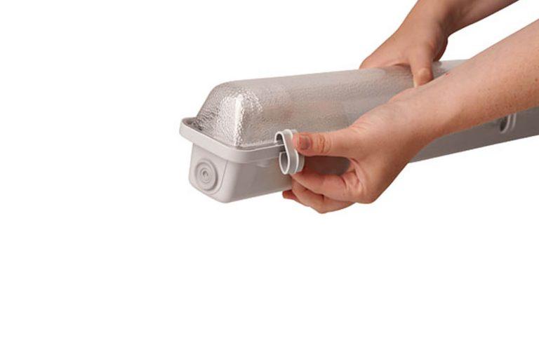 Kerbl (spat)waterdichte behuizing LED verlichting