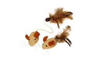 Kerbl gevederde muizen