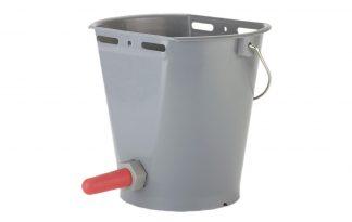 Kerbl kalveren drinkemmer grijs