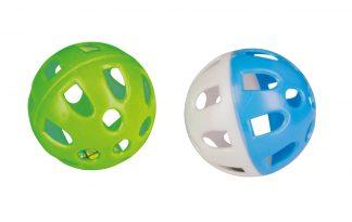 Kerbl kunststof speelballetjes