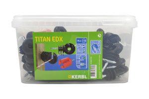 Kerbl Titan ring isolator EDX