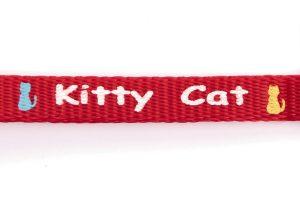 Beeztees Kitty Cat kittenhalsband