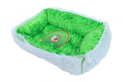 Knaagdierdivan soft groen