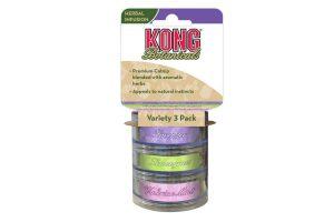 Kong Botanicals Variety 3-pack