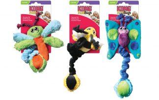 Kong Kitty Fuzz Bugs