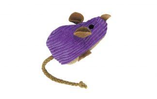 Kong Refillables Corduroy Mouse