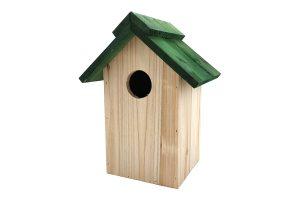 Lifetime Garden vogelhuisje puntdak