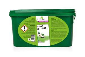 Luxan Ijzersulfaat tegen mos