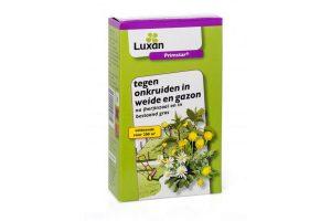 Luxan Primstar tegen onkruiden