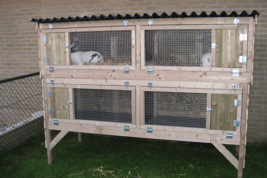 Maatwerk konijnenflat exclusief 02