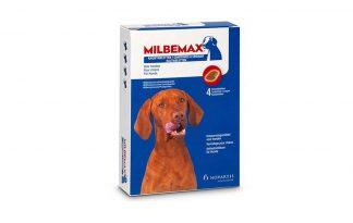 Milbemax Kauwtabletten ontworming middelgrote en grote hond
